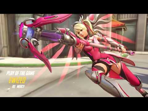 BCRF Pink Mercy Play of the Game - ewized