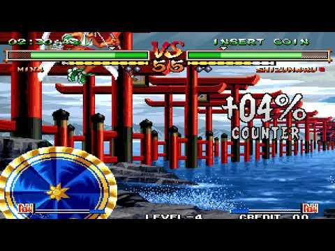 [*Samurai Shodown 5 Special 1CC * No Comment Gameplay]