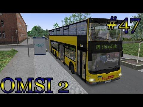 Omsi 2 #47 - Berlijn X10: 620 lijn