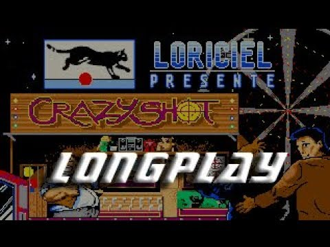 Crazy Shot (Commodore Amiga) Longplay
