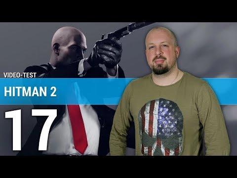 vidéo test Hitman 2 par JeuxVideo.com