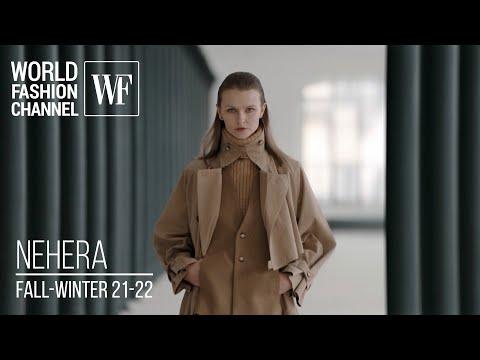 Nehera fall-winter 21-22 | Paris fashion week