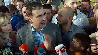 Зачем вернулся Саакашвили.