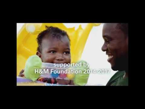 Early learing for the best start in life supported by H&M foundation