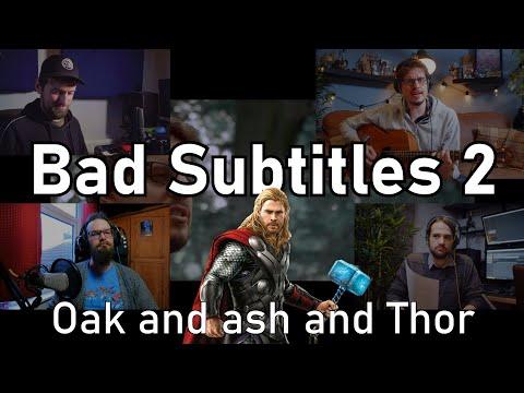 Bad Subtitles 2   The Longest Johns