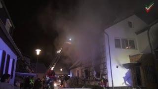 NRWspot.de | Hagen – Einfamilienhaus auf Emst ausgebrannt – Niemand verletzt