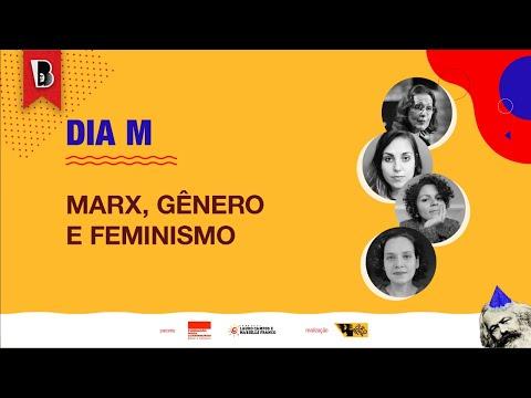 DIA M 2021 | Marx, gênero e feminismo