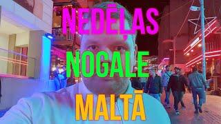 Nedēļas nogale Maltā