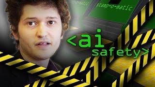 AI Safety - Computerphile