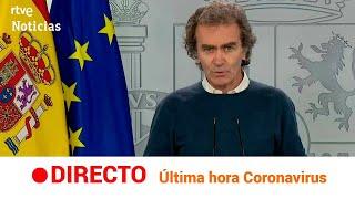 EN DIRECTO ???? #CORONAVIRUS Rueda de Prensa Fernando Simón  | 2 de Junio