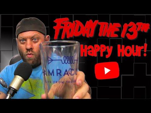 Friday the 13th Ham Radio Happy Hour!
