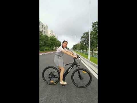 Shuangye most popular 26'' 27.5'' 29'' electric mountain bike A6AH26