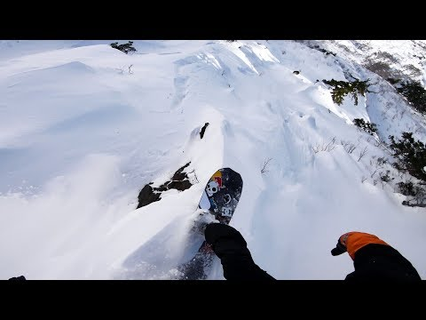 GoPro: Travis Rice Winning Run Hakuba, Japan FWT 2019