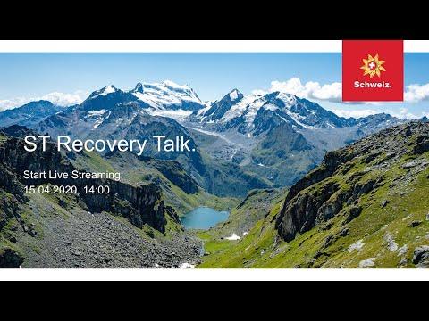 Switzerland Tourism Recovery Talk