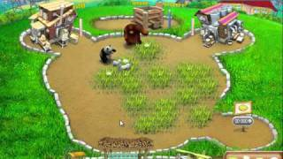 Let's Play Farm Frenzy Pizza Party