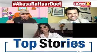 Raftaar & AKASA on their New Song 'Naiyyo' | FULL INTERVIEW  | NewsX - NEWSXLIVE