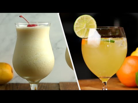 9 Cocktails to Cool You Down ?Tasty Recipes