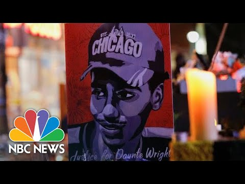 Live: Funeral Services For Daunte Wright | NBC News