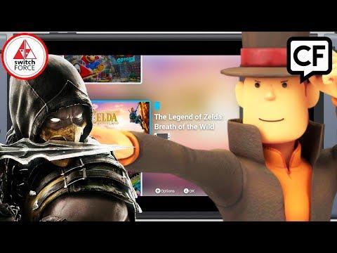 connectYoutube - CF53: Smash Bros Switch Single Player, Cheap Nintendo Games, Splatoon 2 Resurgence