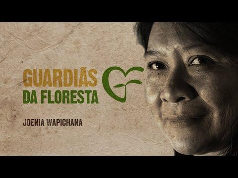 Série Guardiãs da Floresta - Episódio Joenia Wapichana