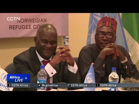 Nigerian lawyer wins highest humanitarian award
