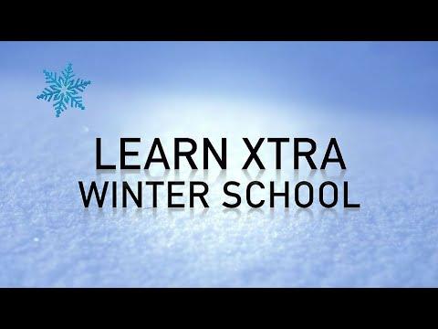 Winter School 2015!