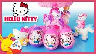Hello Kitty - Oeufs surprises pour enfants - Touni Toys