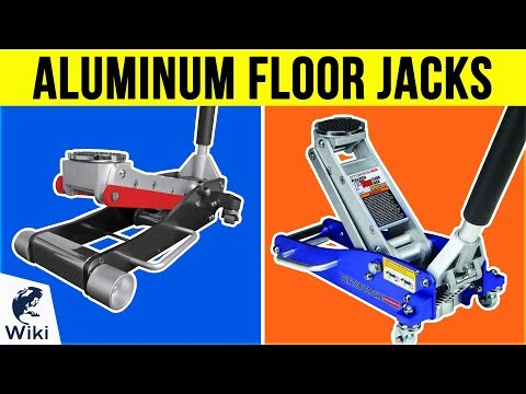 10 Best Aluminum Floor Jacks 2019