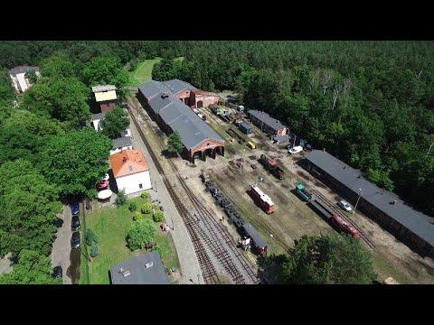 Rudy - zabytkowa stacja kolejki wąskotorowej: najpiękniejsze miejsca na Górnym Śląsku