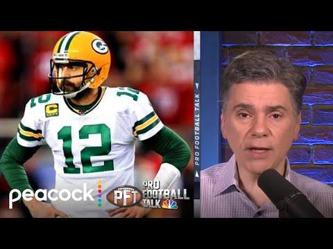 Brett Favre: Aaron Rodgers will sit if Packers grudge persists | Pro Football Talk | NBC Sports
