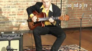 Rivera Amps Jazz Suprema - Archtop Guitar Amplifier Demo Video