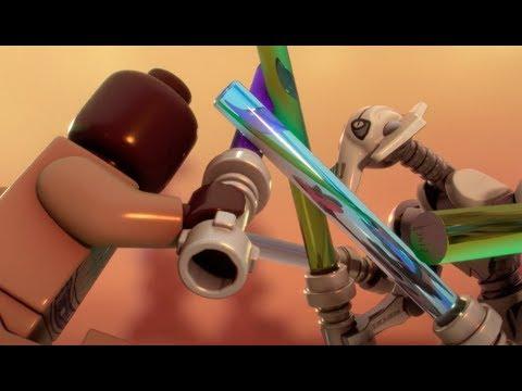 New Sets January 2018 - LEGO STAR WARS - Product Animation