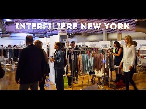 Soft em NY: Interfilière 2015
