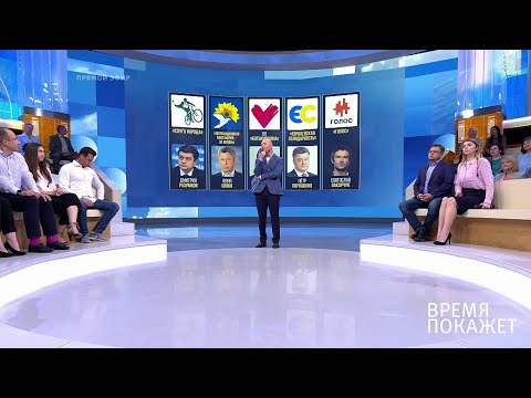 Выборы в Раду. Часть 1. Время покажет.  22.07.2019