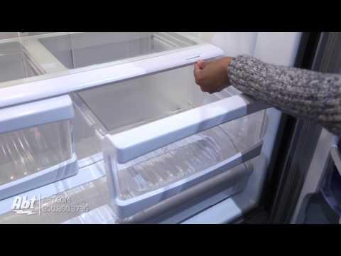 Whirlpool French Door Refrigerator GI0FSAXVY Tour