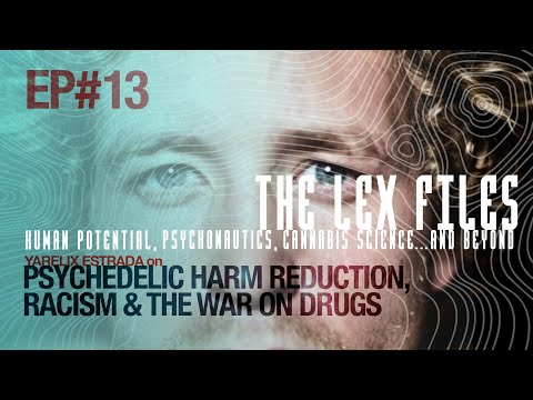 Yarelix Estrada on Psychedelic Harm Reduction, Racism, & the War on Drugs | The Lex Files | Ep. 13