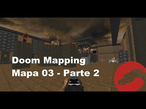 Fazendo um Mapa de Doom - Mapa 03 - Parte 2