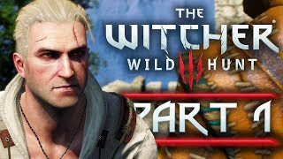 The Witcher 3: Wild Hunt - Part 1 - The Journey Begins! (Playthrough) - 1080P 60FPS - Death March
