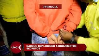 En operativo incautacio?n, autoridades encontraron documentos oficiales en poder de narcotraficantes