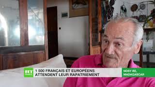 1 500 Français et Européens attendent leur rapatriement de Madagascar