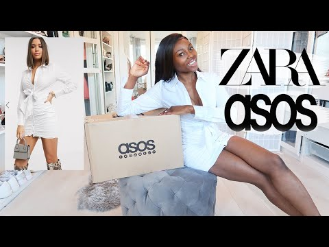 WHAT I'VE BOUGHT FROM ZARA, ASOS NOW THAT SUMMER IS UN- CANCELLED, I NEEDED THESE OUTFITS