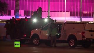 Se registran dos tiroteos con policías en Las Vegas