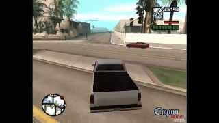 Прохождение GTA San Andreas: Миссия 85 - Свободное падение