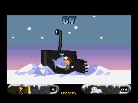 Eco-Kid: Rescate en el Ártico (Island Dream) (MS-DOS) [1997]