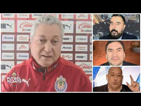 CHIVAS La que se armó entre Álvaro Morales, Rafa Ramos y Pietrasanta por Vucetich   Futbol Picante