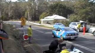 Targa Tasmania 09 rx3 external video