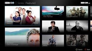 Xbox One HBO Go App - IGN Walkthrough