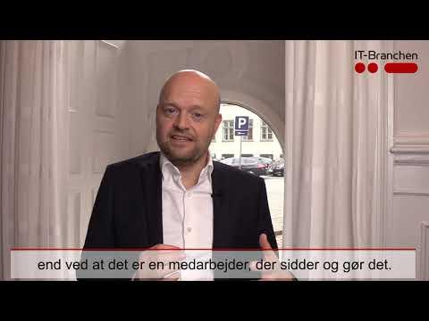 Stig Lundbech, Københavns Kommune, fortæller om kommunens fokus på New Tech