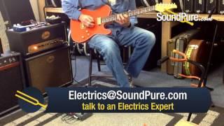 Suhr Classic T Fiesta Orange Electric Guitar - Quick n' Dirty
