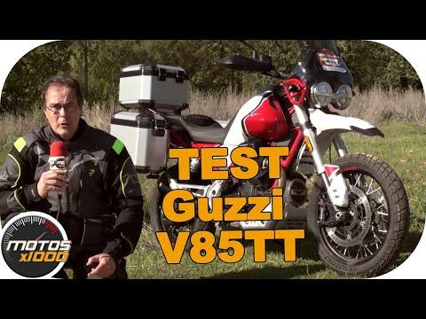 Test Guzzi V85TT | Motosx1000